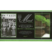 Whitakers Plain Chocolate Mint Cremes/ Creams Box