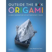 Outside the Box Origami: A New Generation of Extraordinary Folds: Includes Origami Book with 20 Projects Ranging from Easy to Complex