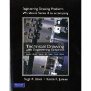 Engineering Drawing Problems Workbook (Series 4) for Technical Drawing with Engineering Graphics by Frederick E. Giesecke