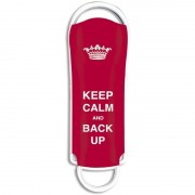 Memorie USB Integral Xpression Keep Calm 8GB USB 2.0 red