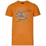 Erima Green Concept T-shirt - Narancs