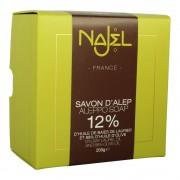 Sapun de Alep Najel Collection 12% ulei de dafin 200g