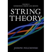 String Theory: Volume 2, Superstring Theory and Beyond: Superstring Theory and Beyond v .2 by Joseph Polchinski