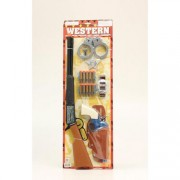 M&F Western Products Western Air Rifle Sheriff Set