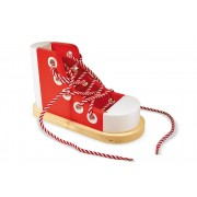 Wooden Lacing Sneaker by Melissa & Doug