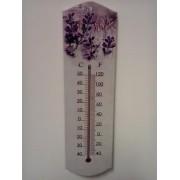 Virágos hőmérő 8