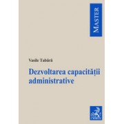 Dezvoltarea capacitatii administrative