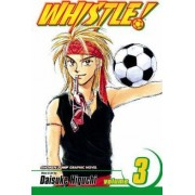 Whistle!: Volume 3 by Daisuke Higuchi