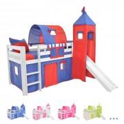 Dečiji krevet Tom Beli Color Collection
