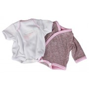 Gotz 3402007 Body Set, doll clothing fits baby dol