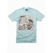 Camiseta Ecko Unltd. Snap Shot Azul Claro