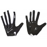 Cube Natural Fit Langfinger Handschuhe Damen Blackline L Handschuhe lang