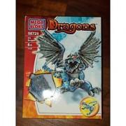 Mega Bloks Dragons Series-Smoke Dragon