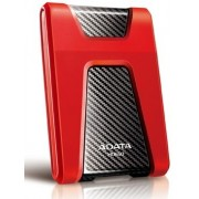 HDD Extern A-DATA DashDrive Durable HD650, 2.5, 500GB, USB 3.0 (Rosu)