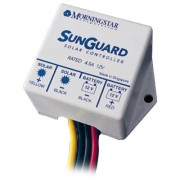 Morningstar Sunguard SG-4 Solar Charge Controller / Regulator