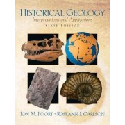 Historical Geology by John M. Poort