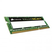 Corsair CMSO8GX3M1A1600C11 Value Select Memoria da 8 GB (1x8 GB), DDR3, 1600 MHz, CL11