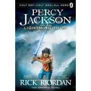 Percy Jackson and the Lightning Thief: The Graphic Novel: Bk. 1 by Rick Riordan