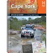 Wegenatlas - Atlas Cape York Atlas & Guide | Hema Maps