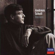 Andreas Scholl - Heroes (0028946619629) (1 CD)