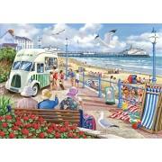 "1000 Piece Jigsaw Puzzle - Sun, Sea & Sand ""NEW JULY 2014"""