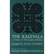 The Kalevala by Elias Lonnrot