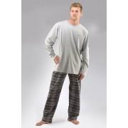 Мъжка дълга пижама Aleš