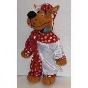 15 Scooby Doo; Jester - Clown; Cartoon Network; Plush Stuffed Toy Dog Doll