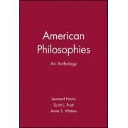 American Philosophies by Leonard Harris