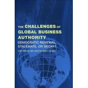 The Challenges of Global Business Authority by Tony Porter