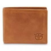 Chiemsee Vintage Wallet Trifold Cognac