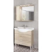 Bianka Trend 85 Fürdőszobaszekrény komplett