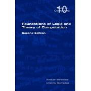 Foundations of Logic and Theory of Computation by A Sernadas