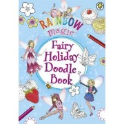 Fairy Holiday Doodle Book by Daisy Meadows
