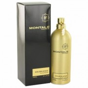 Montale Golden Aoud For Women By Montale Eau De Parfum Spray 3.3 Oz