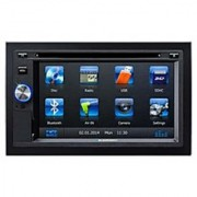 Blaupunkt - San Diego 530 - Navigation Enabled Car Audio Player (Double Din)