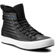 Кецове CONVERSE - Ctas Wp Boot Hi 157492C Black/Blue Jay/White