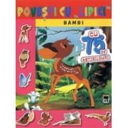 Povesti cu lipici Bambi