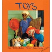 Toys by Debbie Bailey