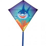 Invento 100100 Eddy - Aquilone, motivo: squalo