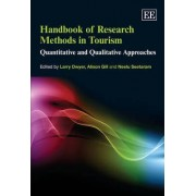 Handbook of Research Methods in Tourism by Larry Dwyer
