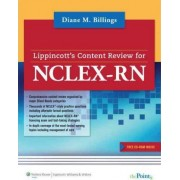 Lippincott's Content Review for NCLEX-RN by Diana M. Billings