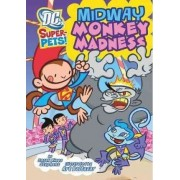 Midway Monkey Madness by Sarah Hines Stephens