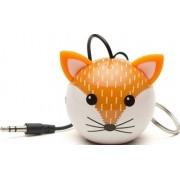 Boxa portabila KitSound Trendz Mini Buddy Fox 2 W (KSNMBFOX)