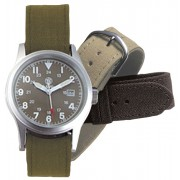 Smith & Wesson Military Watch Olive SWW-1464