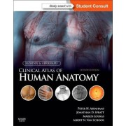 McMinn and Abrahams' Clinical Atlas of Human Anatomy by Peter H. Abrahams