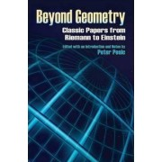 Beyond Geometry by Peter Pesic