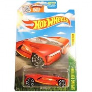 Hot Wheels 2016 Spring Edition Anthracite on Cloud Card