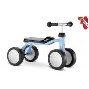 Bicicleta copii mici PUKYlino - Ocean Blue - PUKY-Se livreaza montata!