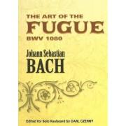 The Art of the Fugue for Solo Keyboard by Johann Sebastian Bach